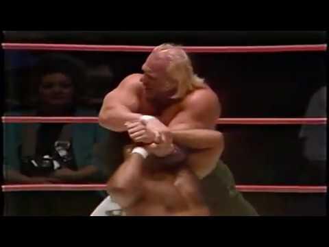 Superstar Billy Graham vs Tiger Conway Jr.- 1/07/79