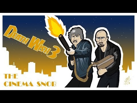 The Cinema Snob: DEATH WISH 3