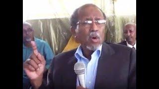 """""""Rasaastaa aad Maqlayseen Ee Sidii Roobka U Dhacaysay""""pro.... Cali Khaliif"""