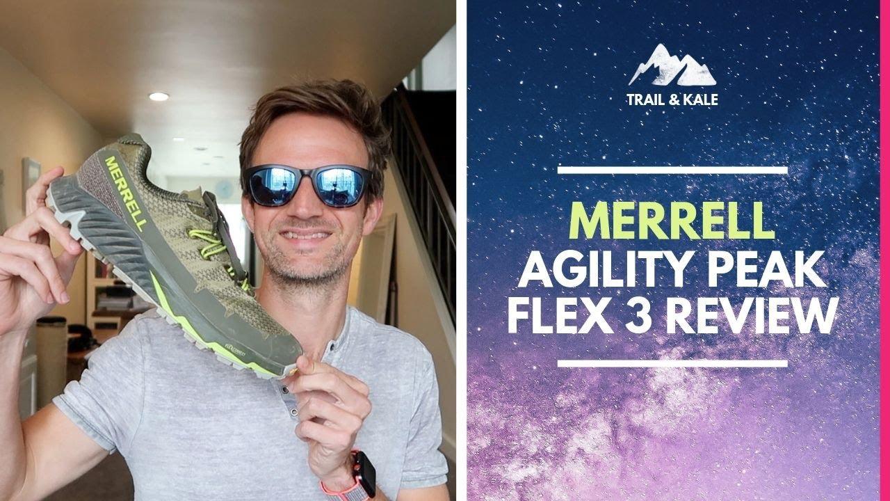 Merrell Agility Peak Flex 3 Review 2019