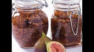 Варенье из инжира.Супер ароматное и вкусное, как мед, варенье из инжира.