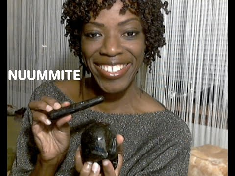 Nuummite Crystal: Create Magic in Your Life By Following Intuition