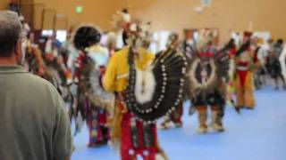 Lummi Powwow ~ Mens Traditional ~ Black Lodge ~ 6-11-2011.