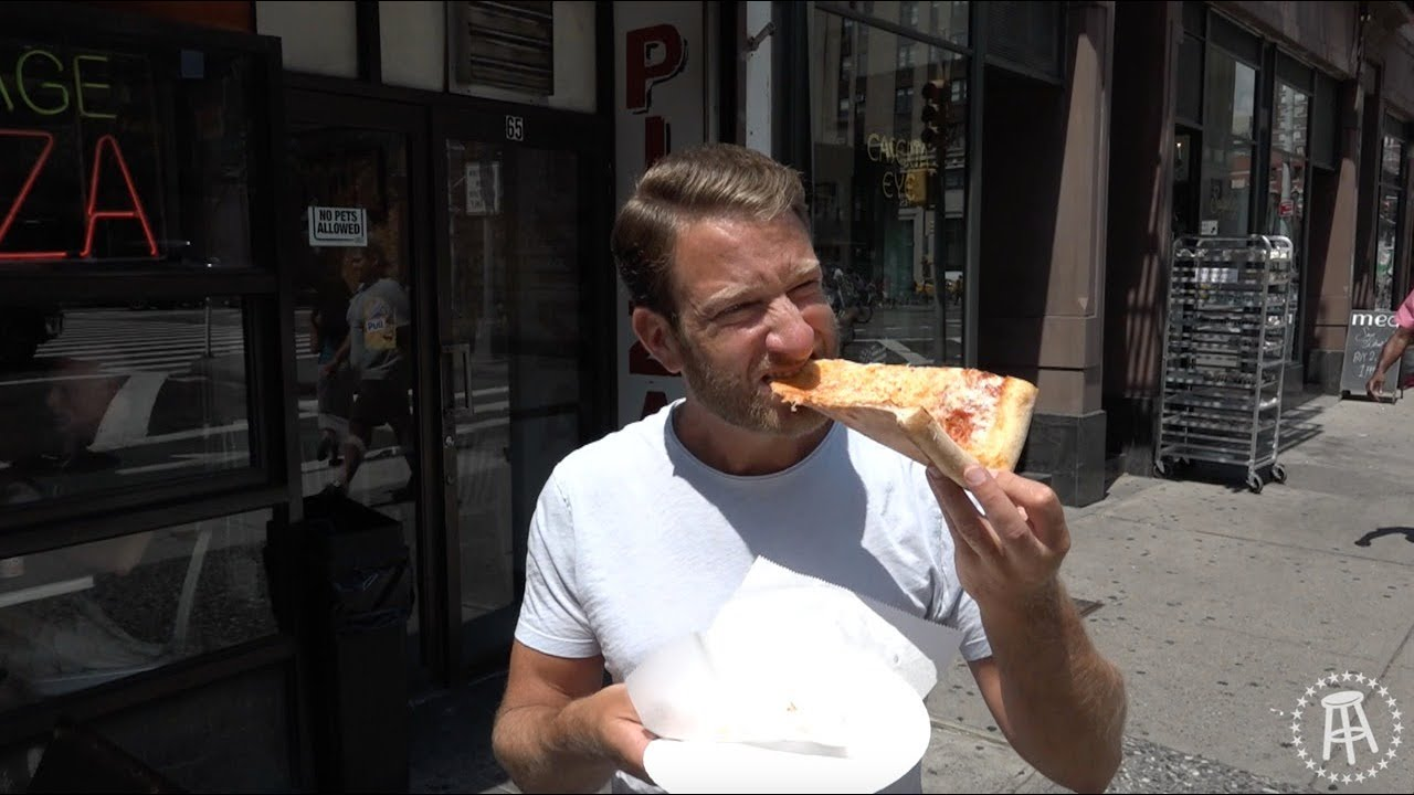 Barstool Pizza Review - Village Pizza