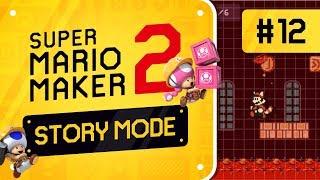 Download Super Mario Maker 2 Story Mode playthrough part 12