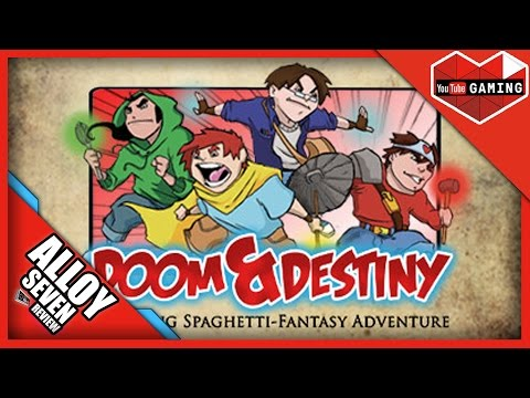 Doom & Destiny Review - The Best RPG Maker Game I've Ever Played - Xbox 360 Edition