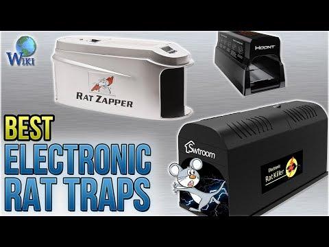 8 Best Electronic Rat Traps 2018