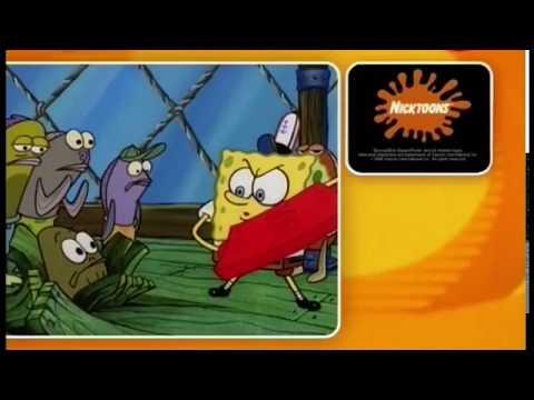 Spongebob SuperRTL Credits  Toggo Continuity 2008