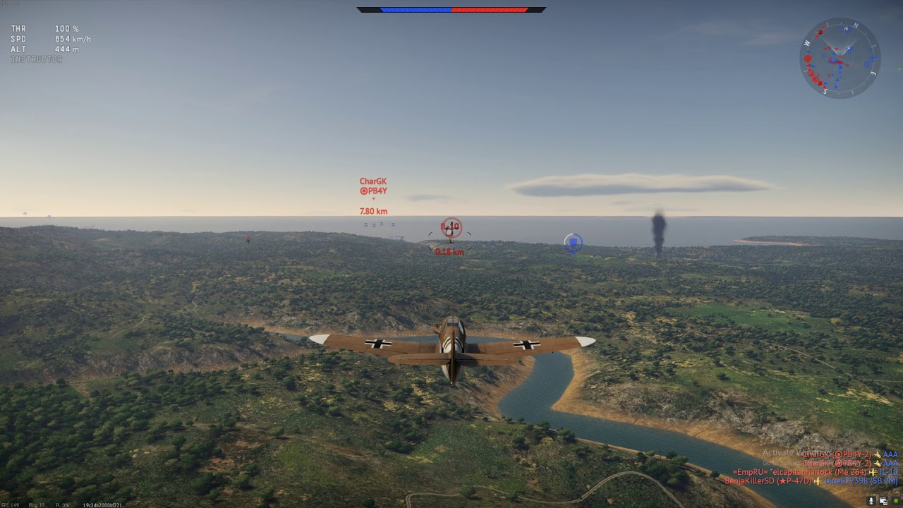 War Thunder   Part 1 No Commentary Chill Gameplay - YouTube