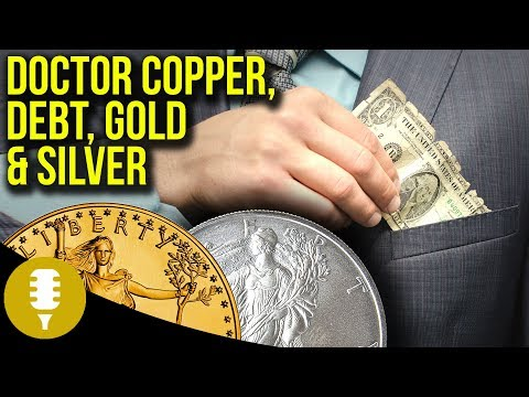 Doctor Copper Signals Strongly For Gold & Silver - Will The Fed Chair Go To Taylor?