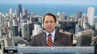 Cushing Royalty Income Fund Investment Losses & Lawsuits - Call 312-332-4200