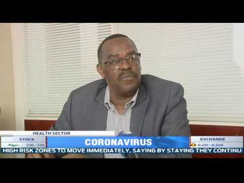 Rwanda's Ministry of Health steps up Coronavirus Emergency Preparedness