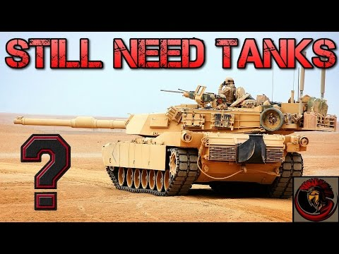 Do We Still Need Tanks? - The Future Of Armour