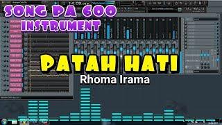 PATAH HATI - Dangdut FL Studio Korg PA 600