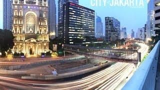 Behind The Scene (BTS) Sudirman, Jakarta City at Dusk by ffmagz #2 CITYSCAPE