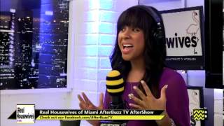 "Real Housewives of Miami After Show Season 3 Episode 3 ""Booby-Trapped"" 