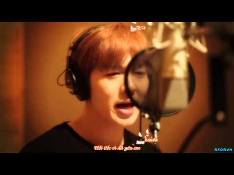 [Vietsub+Kara] Changsub (BTOB) - I Regret It (I will be your melody S3_Pt.2)