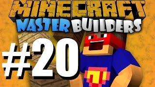 Minecraft: UÇURTMA ANILARI - Master Builders #20 | Türkçe