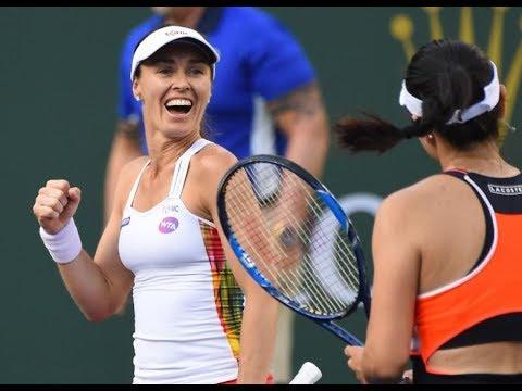 Wimbledon 2017 Martina Hingis