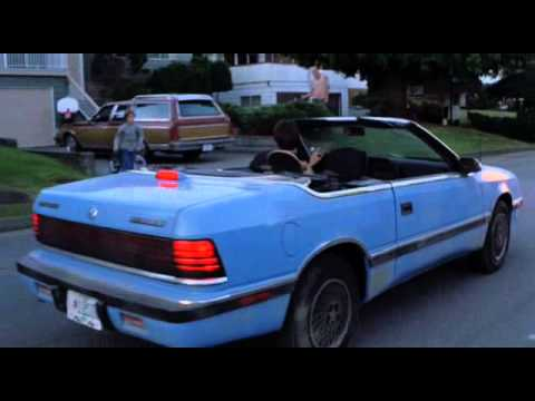 Freddy Got Fingered (Boy hits the car!!)