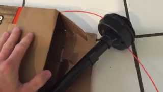 Remington Rustler 25cc Trimmer - Out of the Box