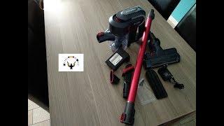 Test de l'aspirateur Alfawise 1D03 le bon compromis