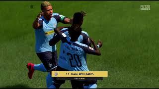 Inaki Williams 16 Fifa 20 Ultimate Team KrasawelchikiFC goal 545 Division Rivals