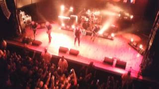 parkway drive carrion hq audio live at house of blues houston tx 04 07 13