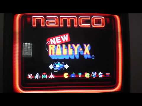Namaco Retro Arcade Plug And Play (2009) Edition Review