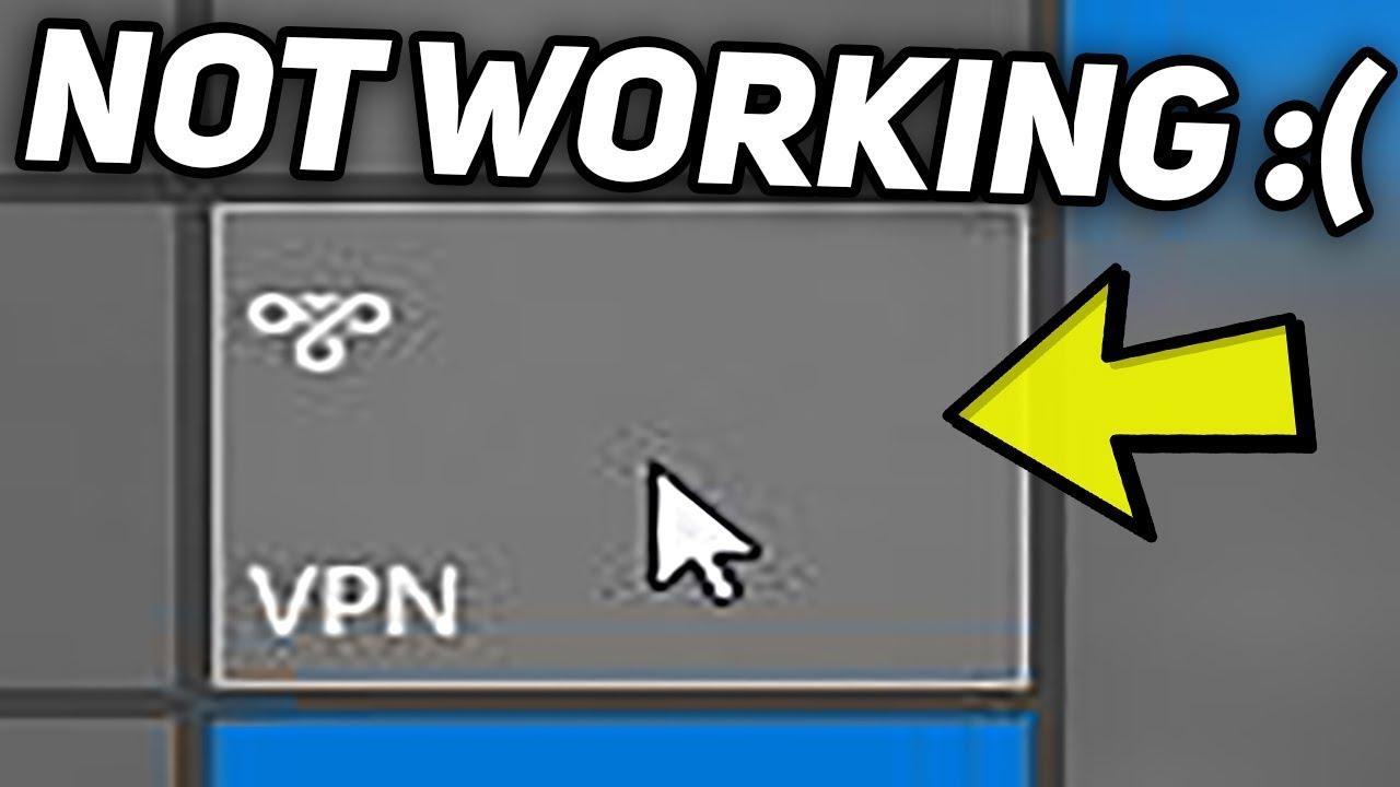 VPN not working in Windows 10 October Update  What to do ?