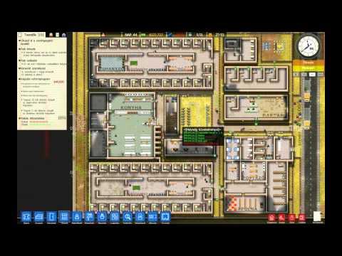 Prison Architect 15. rész: Bandák és a Bolt