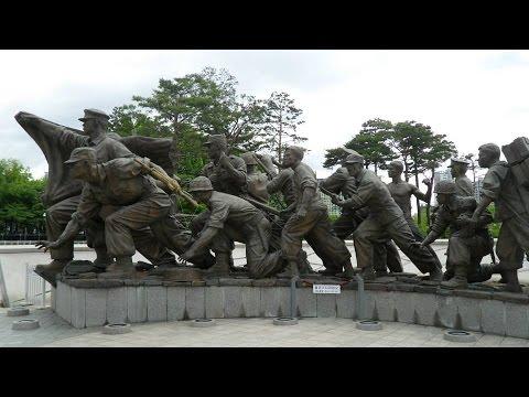 Korea vlog 13 (Korean war memorial )