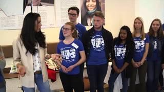 """Rebecca Mir in Osnabrück für """"Alle Kids sind VIPs"""""""
