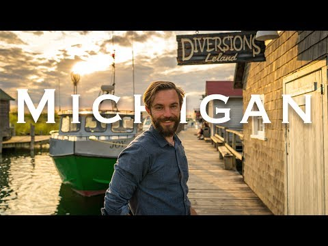 Summer on the Great Lakes |  Sailing, Wine Tour & Delicious Food in Michigan