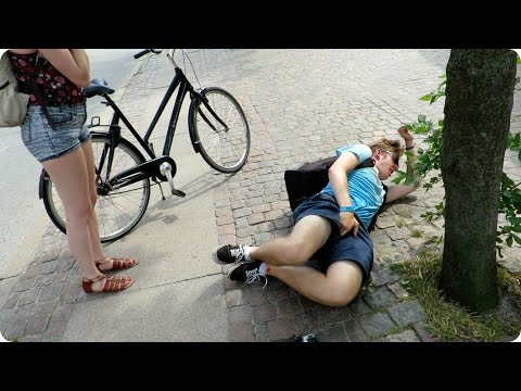 CRASHED MY BIKE IN COPENHAGEN | Evan Edinger Travel