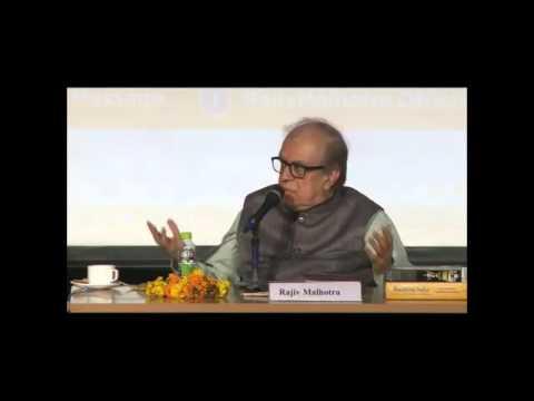 Mahabharat Is Still Going On by Rajiv Malhotra  at JNU
