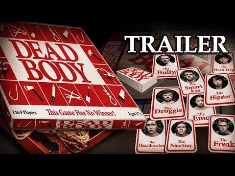 DEAD BODY - Official Horror Trailer