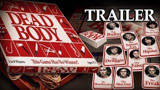 DEAD BODY - Official Trailer