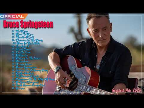 Download Bruce Springsteen Greatest Hits Full Album - Bruce Springsteen Best Playlist 2020