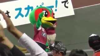 2014.4.26ファジアーノ岡山vsコンサドーレ札幌19:00キックオフ@カン...