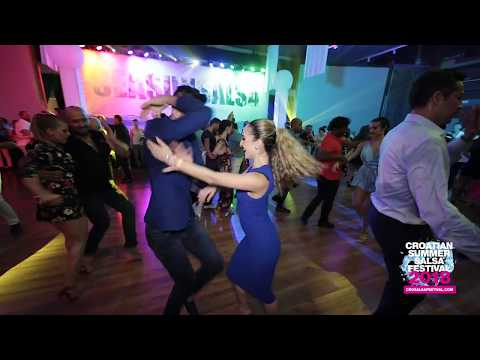 Panagiotis & Denise A. Cambria - Social Dancing @ ADRIS OLD TOBACCO FACTORY
