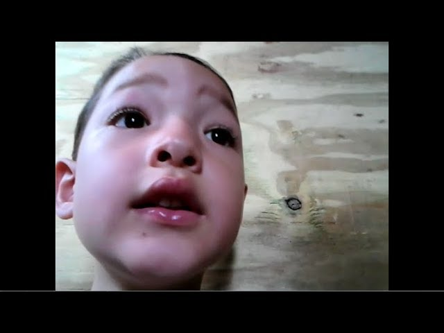 5 Year Old Preaches Repentance