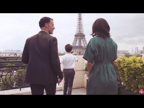 Family Memories at Shangri-La Paris