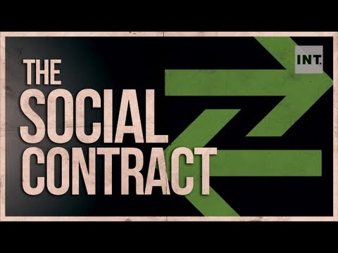 On the republics of America - economic historian Michael Lind in THE SOCIAL CONTRACT