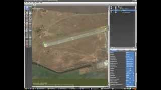 X-Plane مشهد إنشاء مطار | الأربعاء | X-Plane مشهد の空港を作っています