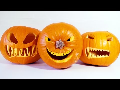 Kelly Brown - Tips on Carving Pumpkins!