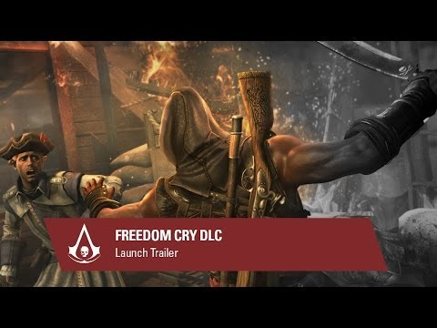 Assassin's Creed 4: Freedom Cry launch trailer delivers retributive justice