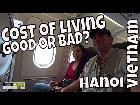 JC – Vietnam Pt 19 – Hanoi Cost of Living & Final Thoughts