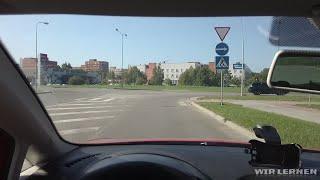 Autofahren lernen A04: Tipps beim Fahren