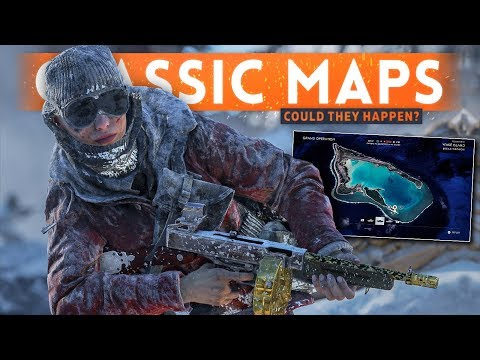 CLASSIC BF1942 MAPS COMING TO BATTLEFIELD 5? It's Possible... thumbnail